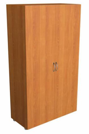 Шкаф для офиса двухдверный 4.11Ф - фото №1