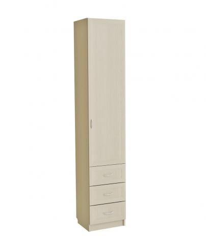 Шкаф-пенал с тремя ящиками С 413 МГ - фото №2