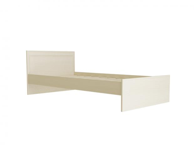 Кровать с низкой ножной спинкой 800 С 436/1 Т - фото №3