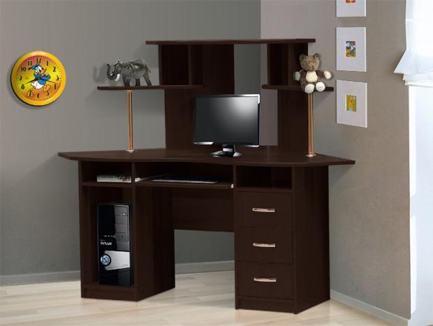 Стол компьютерный  угловой - 1 - фото №4