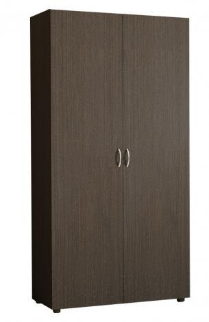 Шкаф офисный для одежды узкий с выдвижной штангой 5.10Ф - фото №3