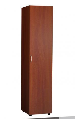 Шкаф однодверный распашной для офиса 5.02Ф - фото №3