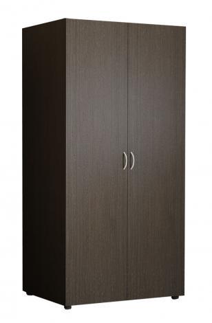 Шкаф распашной офисный для одежды с выдвижной штангой 5.12Ф - фото №2