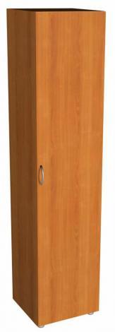 Шкаф однодверный распашной для офиса 5.02Ф - фото №1