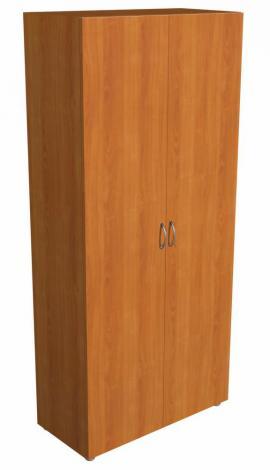 Шкаф распашной для офиса двухдверный 5.11Ф - фото №1