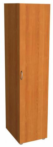 Шкаф офисный для одежды однодверный 5.17Ф - фото №1