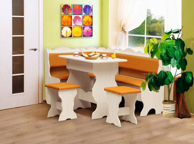 Кухонный угловой набор Уют-1 - фото №5