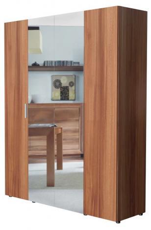 Шкаф 4-х дверный с зеркалами 6.17.26 - фото №1