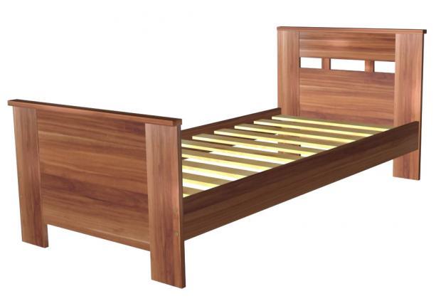 Кровать односпальная 800 8.01.26 - фото №1