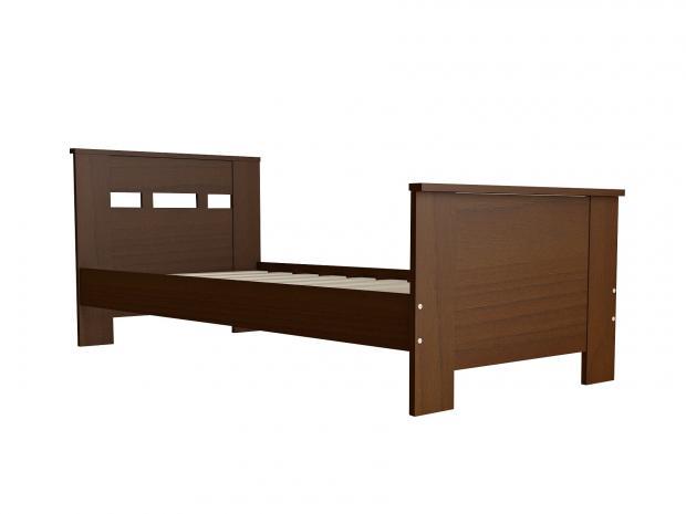 Кровать односпальная 900 8.02 - фото №3
