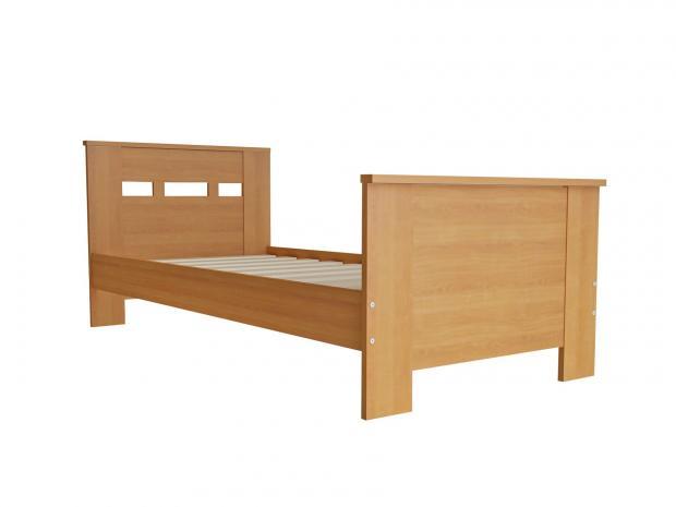 Кровать односпальная 900 8.02 - фото №5