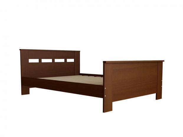 Кровать полутораспальная 1400 8.04 - фото №3