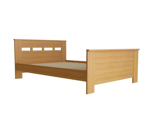 Кровать полутораспальная 1400 8.04 - фото №5