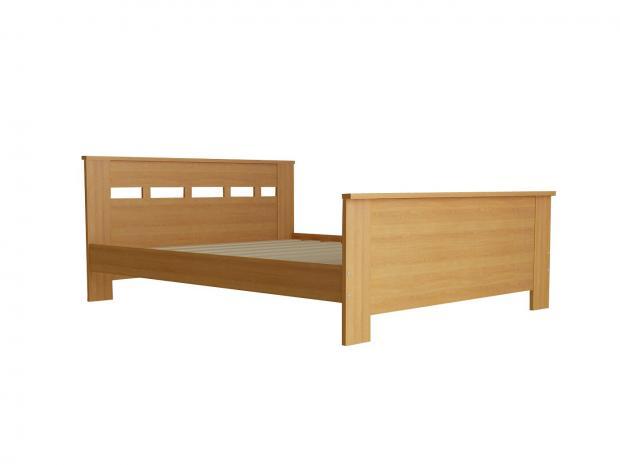 Кровать двуспальная 1600 8.05 - фото №5