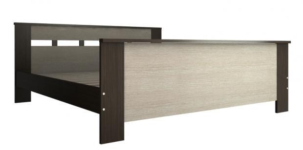 Кровать двуспальная 1800 8.06 - фото №1