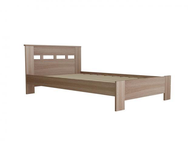 Кровать-тахта полутораспальная 1200 8.13 - фото №8