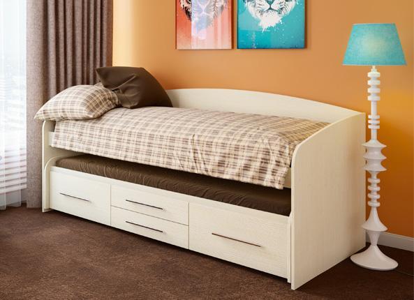 Кровать детская двухъярусная Адель - 5 - фото №1