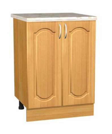 Стол кухонный 2-х дверный С 10 - фото №1