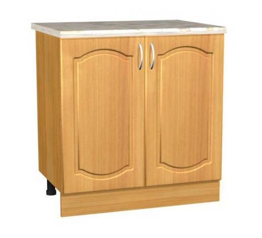 Стол кухонный двухдверный С 11 - фото №1