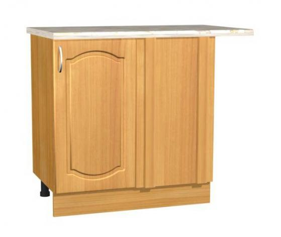 Стол кухонный угловой однодверный С 18 - фото №1