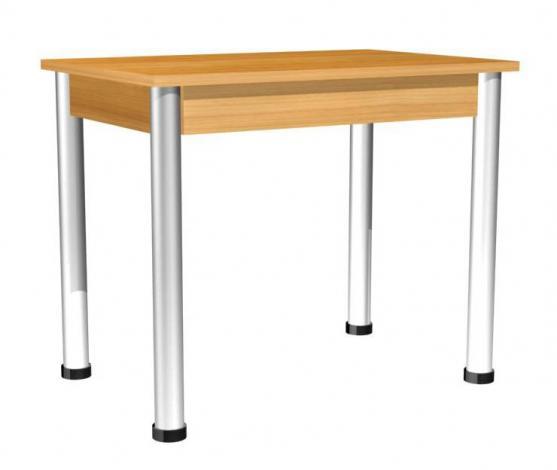 Стол кухонный обеденный С 25 - фото №1