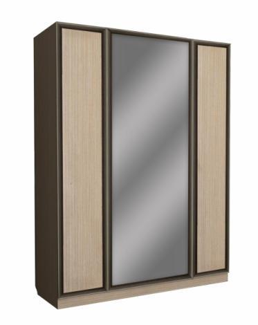 Подъемная двуспальная кровать С 312/1 М с зеркалом - фото №3