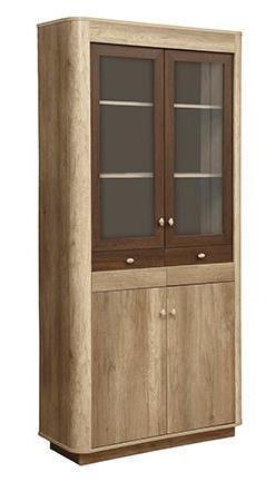 Шкаф комбинированный Фантазия 34.05 - фото №1