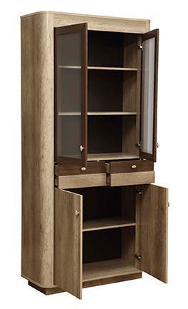 Шкаф для книг 34.05 Фантазия - фото №2
