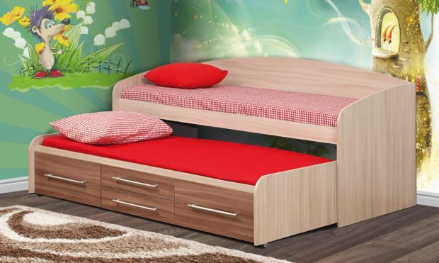 Кровать детская двухъярусная Адель - 5 - фото №2
