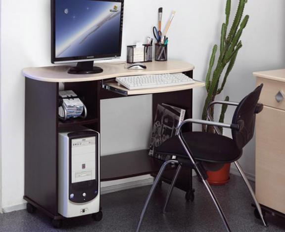 Стол компьютерный Костер - 3 - фото №1