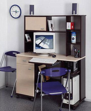 Стол компьютерный Костер - 6 - фото №1