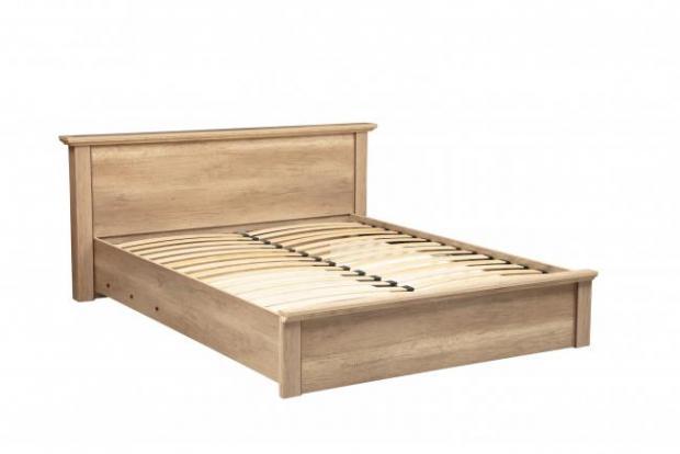 Кровать двухспальная с ортопедическим основанием 1600х2000 39.05-02 - фото №1