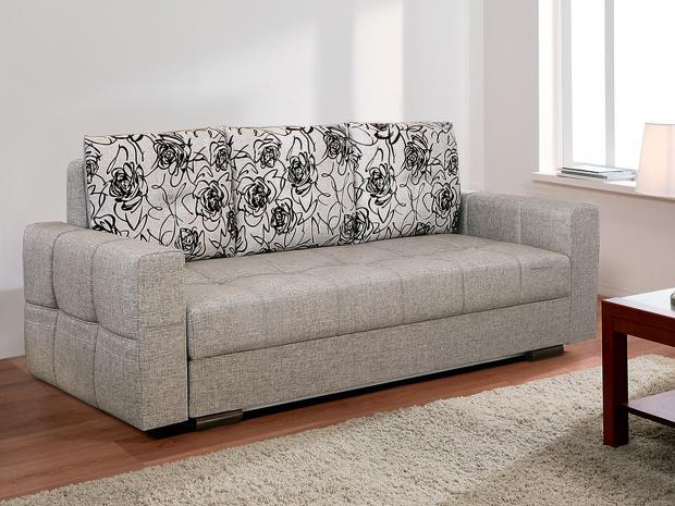 Диван-кровать «Лира Комфорт» с боковинами 1400 (еврокнижка) - фото №2