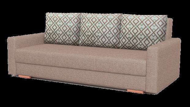 Диван - кровать Лира с боковинами 1400 (еврокнижка) - фото №2