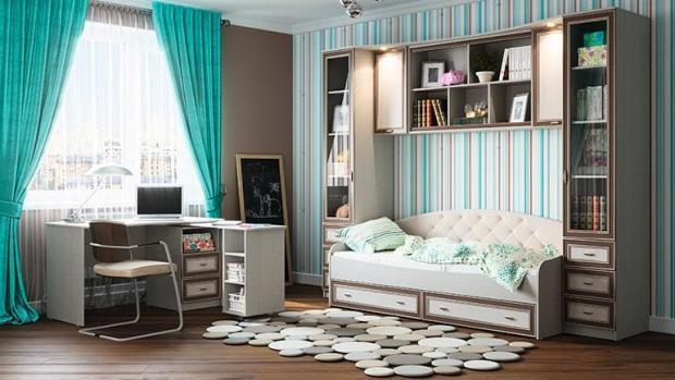 Набор мебели в спальню Миндаль - фото №1