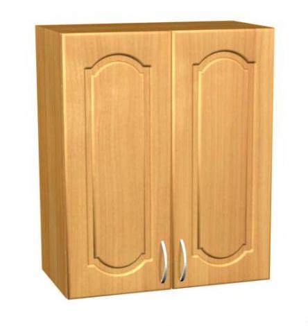 Шкаф навесный 2-х дверный (сушилка) П 21 - фото №1