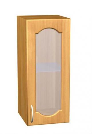 Шкаф навесной однодверный для кухни П 3 - фото №1