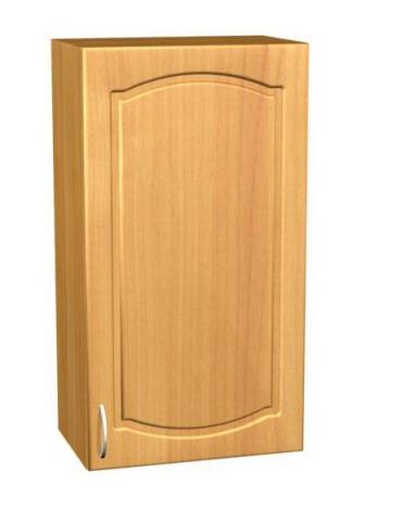 Шкаф однодверный сушилка П 34 - фото №1