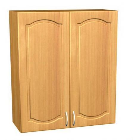 Кухонный шкаф навесной сушилка П 43 - фото №1