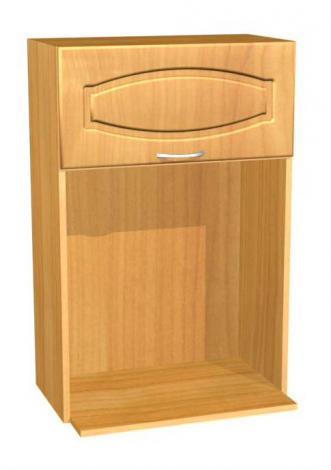 Шкаф навесной для кухни под бытовую технику П 57 - фото №1
