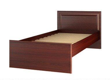 Кровать с низкой ножной спинкой 800 С 436/1 Т - фото №2