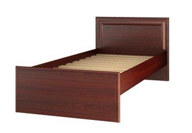 Кровать с низкой ножной спинкой 900 С 436 Т - фото №2
