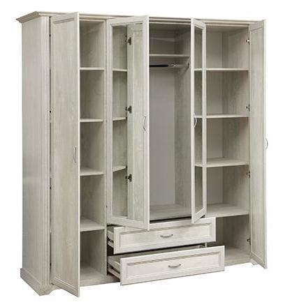 Шкаф для одежды Сохо 32.01 - фото №2