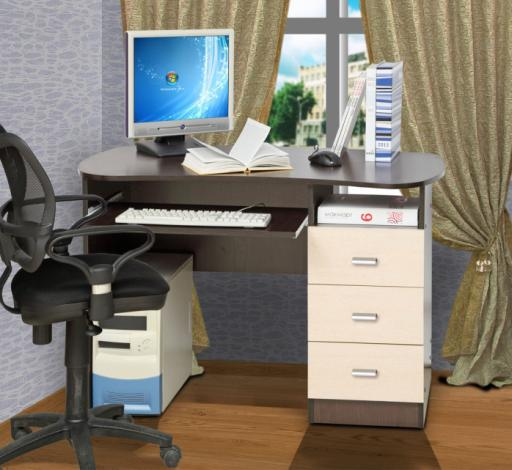 Стол письменный - фото №1
